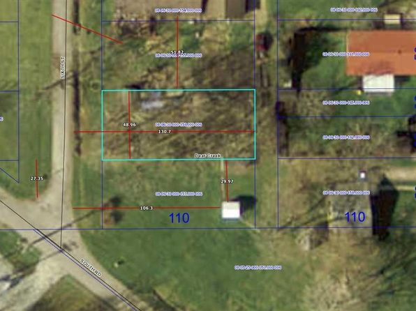 null bed null bath Vacant Land at 6TH St Delphi, IN, 46923 is for sale at 5k - google static map