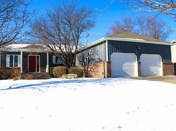 4 bed 3 bath Single Family at 3501 Gary Ave Manhattan, KS, 66503 is for sale at 275k - google static map