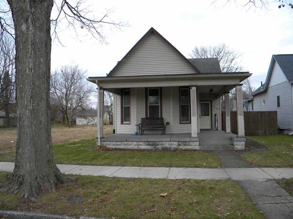 3 bed 1 bath Single Family at 107 Gilbert Ave Terre Haute, IN, 47807 is for sale at 38k - 1 of 6