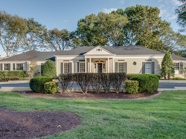 5 bed 6 bath Single Family at 128 Vossland Dr Nashville, TN, 37205 is for sale at 950k - 1 of 30