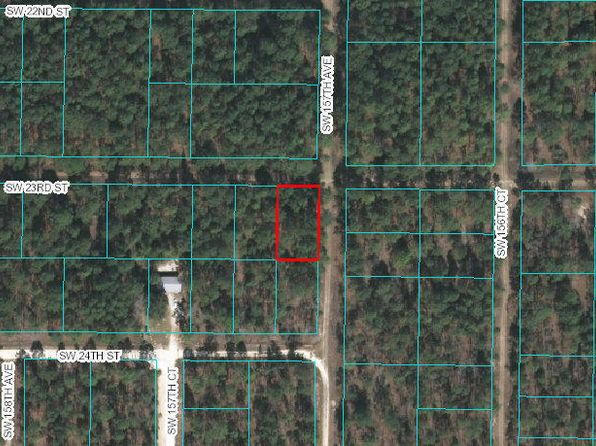 null bed null bath Vacant Land at 2330 SW 157TH AVE Ocala, FL, 34474 is for sale at 2k - google static map