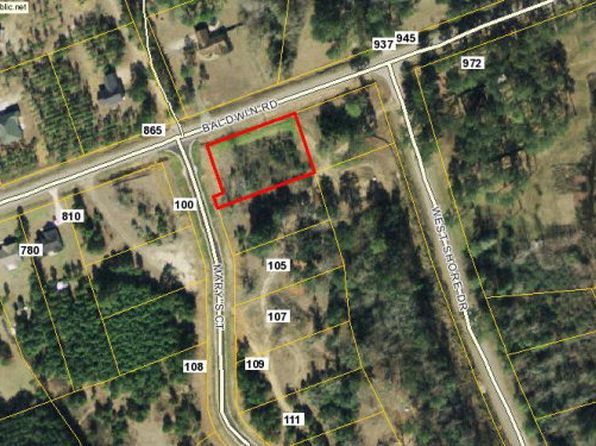 null bed null bath Vacant Land at 101 Mary's Ct Thomasville, GA, 31757 is for sale at 20k - google static map
