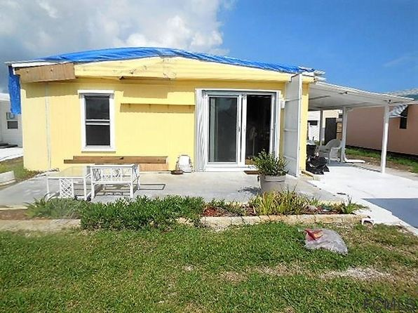 2 bed 2 bath Single Family at 73 Merrimac Dr Flagler Beach, FL, 32136 is for sale at 112k - 1 of 32
