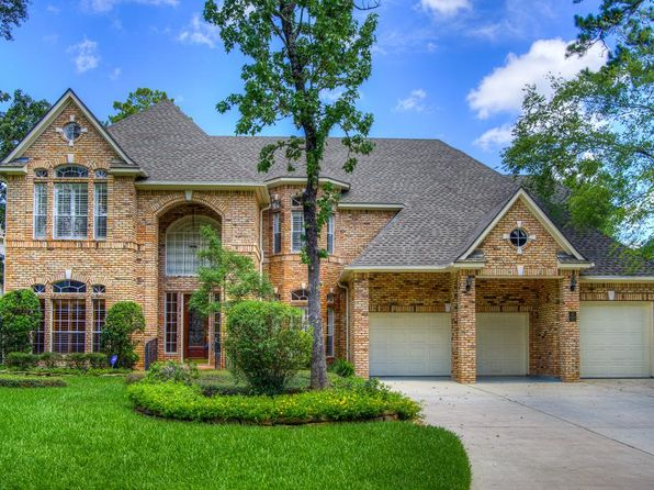 4 bed 3.5 bath Single Family at 43 Pebble Cove Dr Spring, TX, 77381 is for sale at 649k - 1 of 32