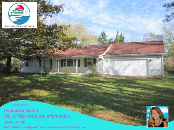4 bed 2 bath Single Family at 38307 Muddy Neck Rd Frankford, DE, 19945 is for sale at 185k - 1 of 21