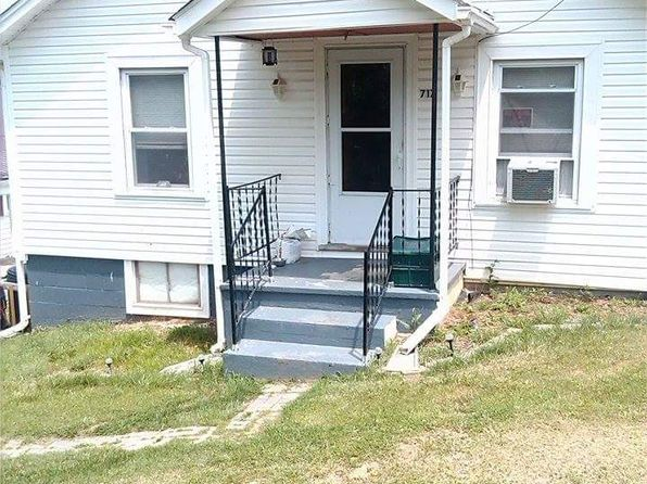 2 bed 1 bath Single Family at 717 Elizabeth St Pulaski, VA, 24301 is for sale at 46k - google static map