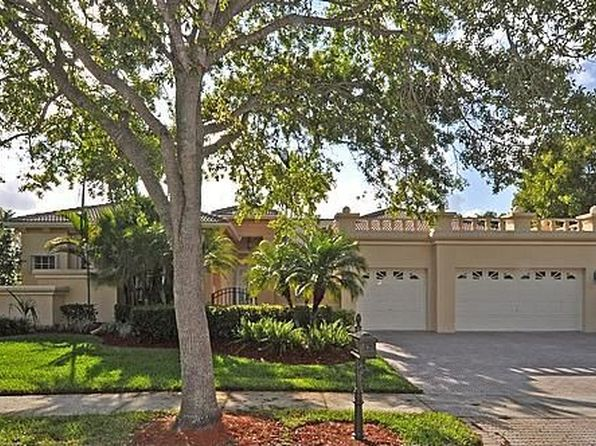 5 bed 5 bath Single Family at 101 Dockside Cir Weston, FL, 33327 is for sale at 1.10m - 1 of 22