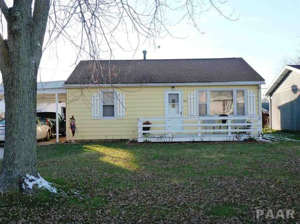 2 bed 1 bath Single Family at 613 Clauson Ct Hanna City, IL, 61536 is for sale at 59k - 1 of 25