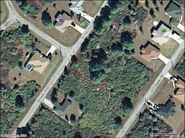null bed null bath Vacant Land at  MINARDI ST NORTH PORT, FL, 34291 is for sale at 6k - 1 of 2
