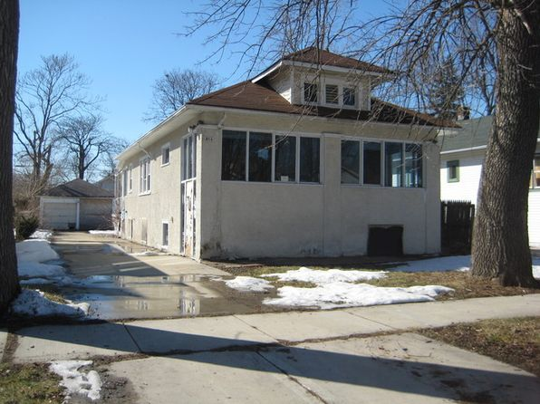 4 bed 2 bath Single Family at 306 S 8th Ave Maywood, IL, 60153 is for sale at 120k - 1 of 12