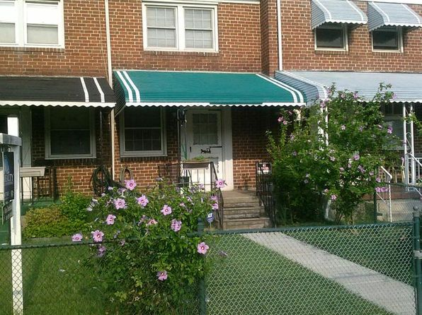 2 bed 1 bath Townhouse at 1402 Broening Hwy Baltimore, MD, 21224 is for sale at 81k - 1 of 30