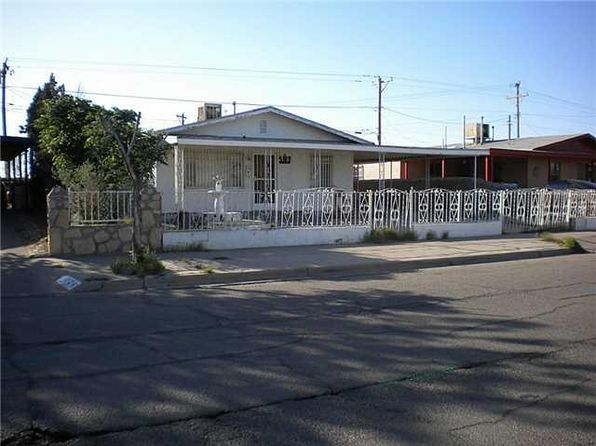 3 bed 1 bath Single Family at 228 S Carolina Dr El Paso, TX, 79915 is for sale at 48k - 1 of 6