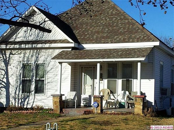 2 bed 1 bath Single Family at 615 S 7th St Muskogee, OK, 74401 is for sale at 21k - google static map