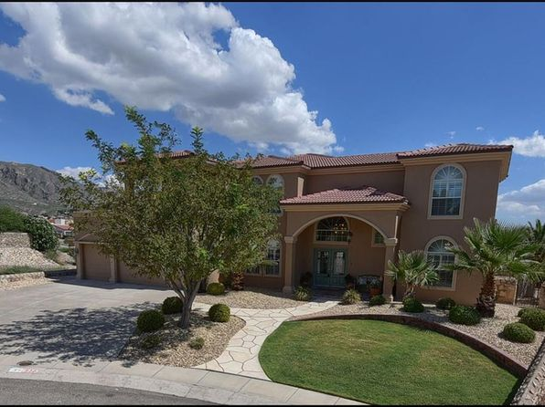 5 bed 4 bath Single Family at 6373 CALLE PLACIDO DR EL PASO, TX, 79912 is for sale at 480k - 1 of 40