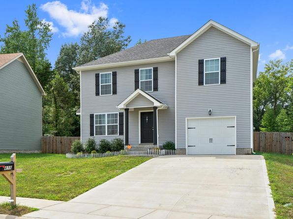 4 bed 3 bath Single Family at 418 N Magnolia Dr Clarksville, TN, 37042 is for sale at 178k - 1 of 26