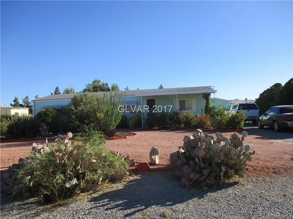 3 bed 2 bath Mobile / Manufactured at 5781 Saddletree Rd Pahrump, NV, 89061 is for sale at 115k - 1 of 19