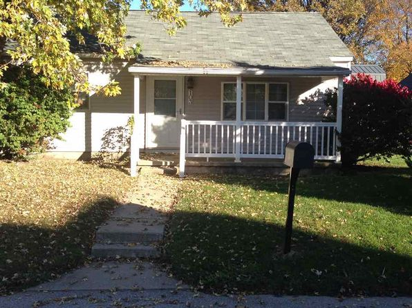 2 bed 1 bath Single Family at 103 N Polk Ave Fowler, IN, 47944 is for sale at 45k - 1 of 8