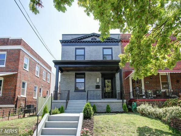 4 bed 3.5 bath Single Family at 520 Rittenhouse St NW Washington, DC, 20011 is for sale at 690k - 1 of 30
