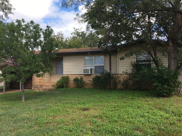 3 bed 1 bath Single Family at 1001 S San Jose Dr Abilene, TX, 79605 is for sale at 66k - 1 of 11