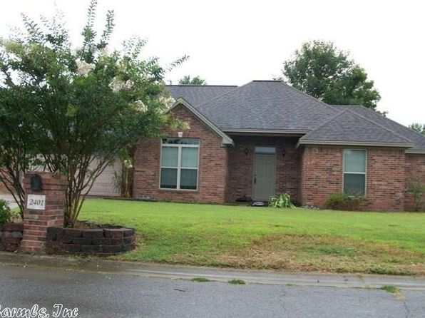3 bed 2 bath Single Family at 2401 Audley Bolton Dr Searcy, AR, 72143 is for sale at 165k - 1 of 39
