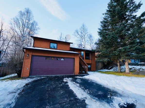 3 bed 2 bath Single Family at 9226 W Parkview Terrace Loop Eagle River, AK, 99577 is for sale at 338k - 1 of 22