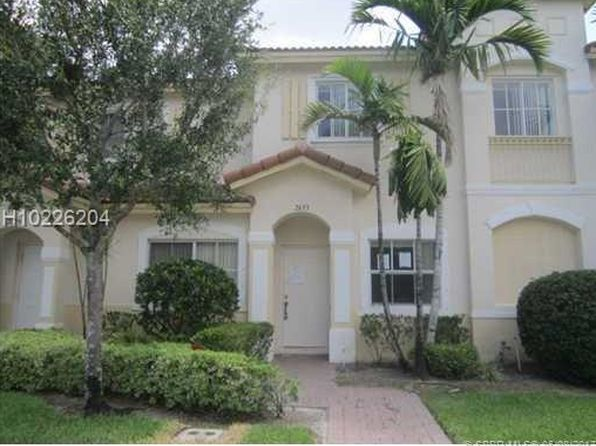 3 bed 3 bath Townhouse at 2633 SW 83rd Ter Miramar, FL, 33025 is for sale at 225k - 1 of 23