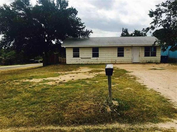 4 bed 1 bath Single Family at 211 Avenue T Marble Falls, TX, 78654 is for sale at 80k - 1 of 10