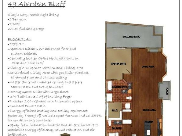 2 bed 2 bath Single Family at 49 Aberdeen Bluff Dr Pueblo, CO, 81004 is for sale at 282k - google static map