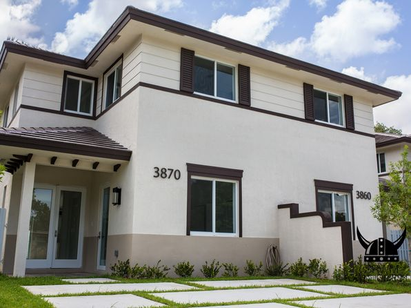 4 bed 3 bath Townhouse at 3870 SW 69th Ave Miami, FL, 33155 is for sale at 479k - 1 of 25