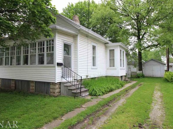 2 bed 1 bath Single Family at 1211 N Lee St Bloomington, IL, 61701 is for sale at 60k - 1 of 14
