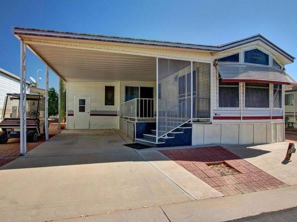 1 bed 1 bath Mobile / Manufactured at 7750 E Broadway Rd Mesa, AZ, 85208 is for sale at 69k - 1 of 20