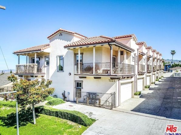3 bed 3 bath Townhouse at 7225 Apperson St Tujunga, CA, 91042 is for sale at 450k - google static map