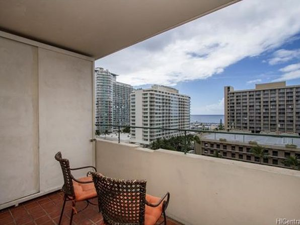 1 bed 1 bath Condo at 1720 Ala Moana Blvd Honolulu, HI, 96815 is for sale at 125k - 1 of 11