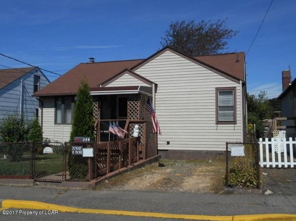 2 bed 1 bath Single Family at 249 North St West Hazleton, PA, 18202 is for sale at 75k - 1 of 8