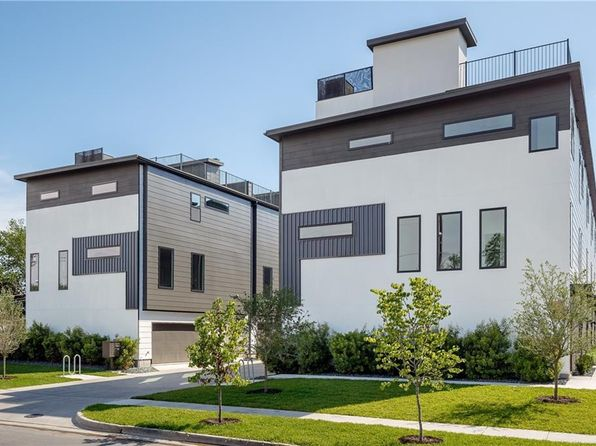 2 bed 3 bath Townhouse at 4951 Jack Ct Dallas, TX, 75204 is for sale at 429k - 1 of 9