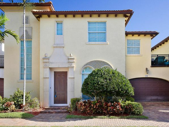 4 bed 3 bath Townhouse at 129 Via Poinciana Ln Boca Raton, FL, 33487 is for sale at 470k - 1 of 30