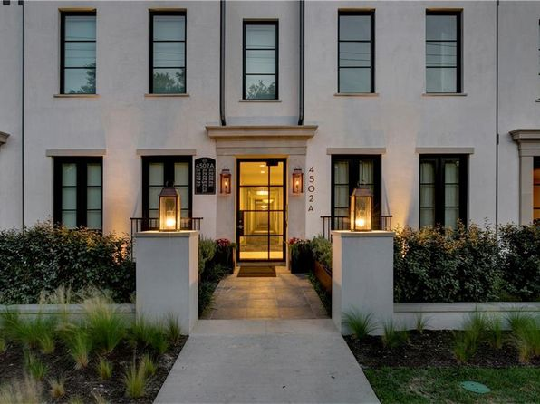 2 bed 3 bath Condo at 4502 Abbott Ave Dallas, TX, 75205 is for sale at 1.50m - 1 of 10