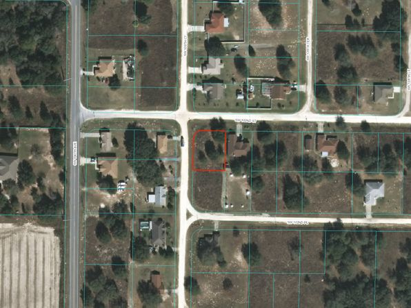 null bed null bath Vacant Land at  SW 102nd St Dunnellon, FL, 34481 is for sale at 8k - google static map