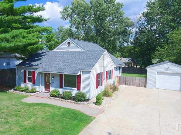 3 bed 1 bath Single Family at 5116 N Hamilton Rd Peoria, IL, 61614 is for sale at 97k - 1 of 36