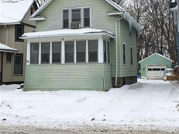 3 bed 1 bath Single Family at 24 Lois St Rochester, NY, 14606 is for sale at 40k - google static map