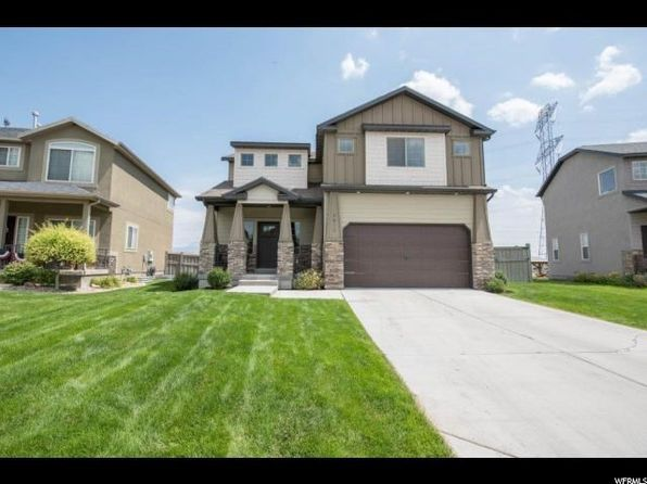 4 bed 3 bath Single Family at 8410 N Western Gailes Dr Eagle Mountain, UT, 84005 is for sale at 325k - 1 of 47