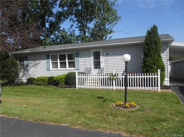 2 bed 2 bath Single Family at 89 Woodside Dr Bergen, NY, 14416 is for sale at 49k - 1 of 25