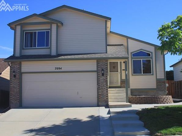 3 bed 2 bath Single Family at 7094 Grand Prairie Dr Colorado Springs, CO, 80923 is for sale at 255k - 1 of 21