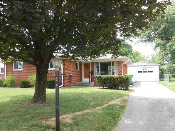 3 bed 2 bath Single Family at 2416 Gerrard Ave Speedway, IN, 46224 is for sale at 132k - 1 of 24