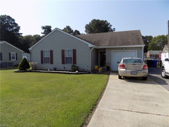 3 bed 2 bath Single Family at 311 Suburban Dr Suffolk, VA, 23434 is for sale at 175k - 1 of 26