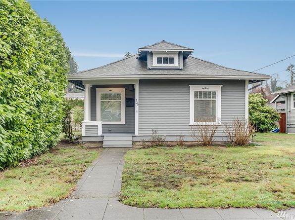 2 bed 1 bath Single Family at 329 S Madison St Monroe, WA, 98272 is for sale at 295k - 1 of 18