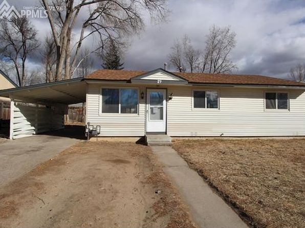 3 bed 1 bath Single Family at 29 Goret Dr Colorado Springs, CO, 80911 is for sale at 170k - 1 of 13