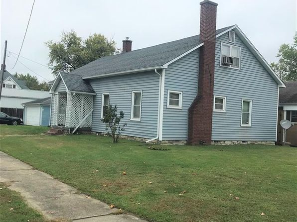 4 bed 3 bath Single Family at 29 6th St NE Linton, IN, 47441 is for sale at 75k - google static map