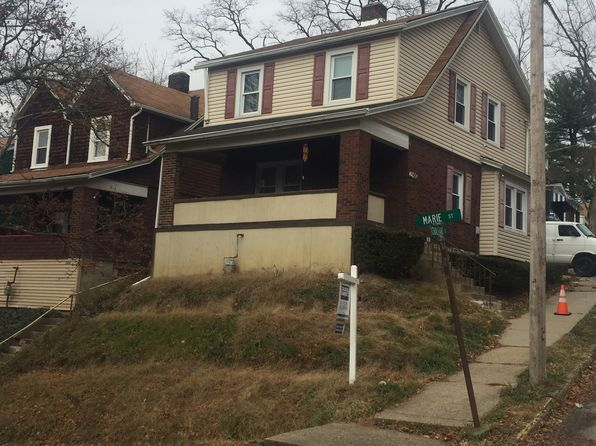 3 bed 2 bath Single Family at 1500 Marie St Wilkinsburg, PA, 15221 is for sale at 80k - 1 of 19