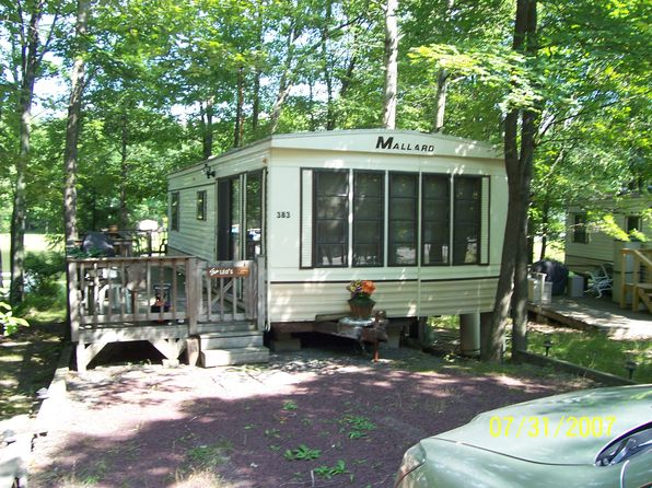 2 bed 1 bath Mobile / Manufactured at 383 W Village Dr Milford, PA, 18337 is for sale at 45k - 1 of 38